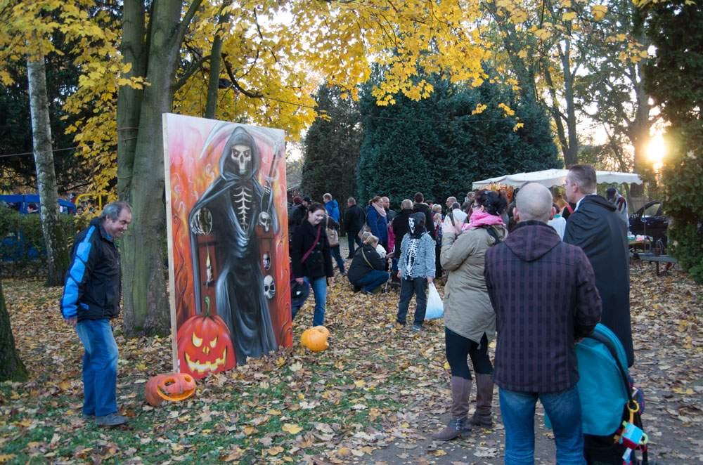 Halloween Fotowand.Eilenburger Tierpark Bildergalerie Halloween 2015
